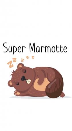 Super marmotte