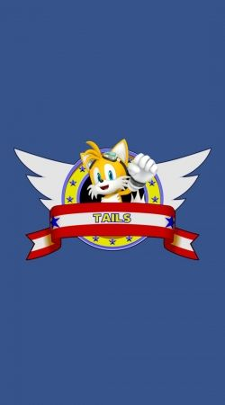 Tails the fox Sonic