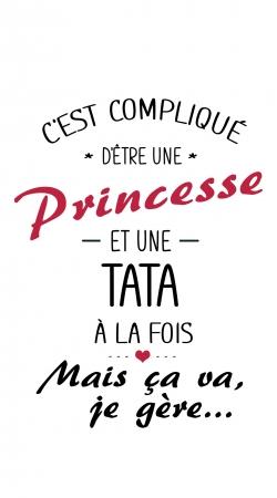 Tata et Princesse