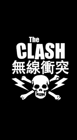 the clash punk asiatique