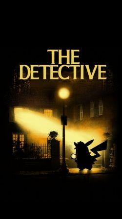 The Detective Pikachu x Exorcist