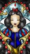 Artwork Snow White -The fairest do Samsung Galaxy ACE 2 i8160