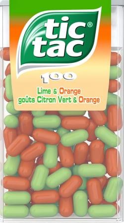 tic Tac Orange Citron