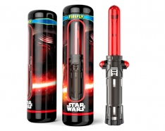 Star wars electric toothbrush with light and sound - lightsaber