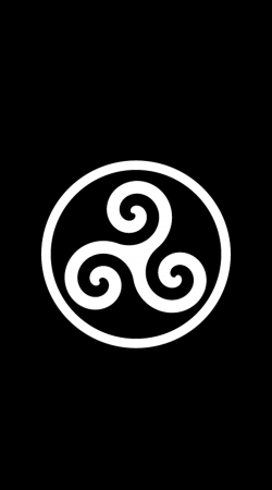 Triskel Symbole