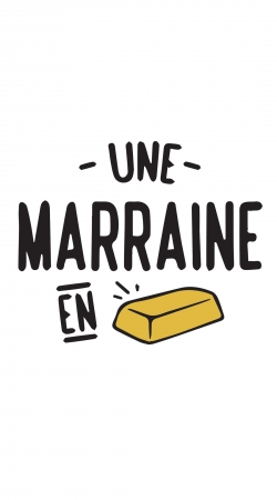 Une marraine en or