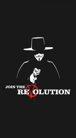 V For Vendetta Join the revolution