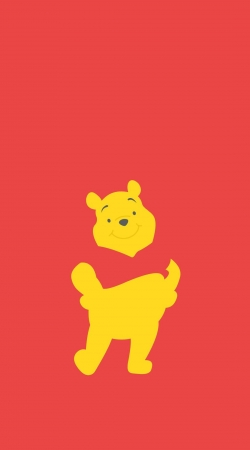 Winnie The pooh Abstract