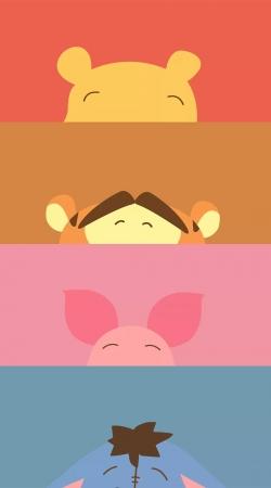 Winnie the pooh team