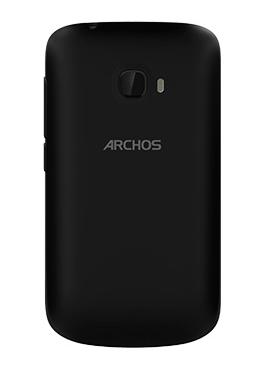 Hoesje Archos 35b Titanium