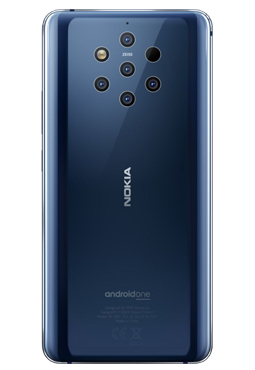 Hard Cover Nokia 9 Pureview