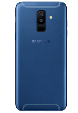 Futerał Back Case Samsung Galaxy A6 Plus 2018