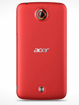 Hülle Acer Liquid S2