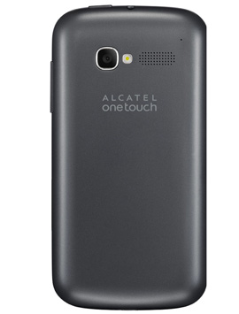 Hard Cover Alcatel One Touch Pop C5