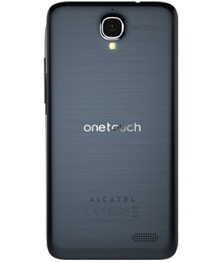 Silicone Alcatel One Touch Idol personnalisée