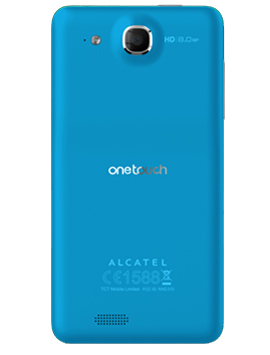 Hülle Alcatel One Touch Idol Ultra
