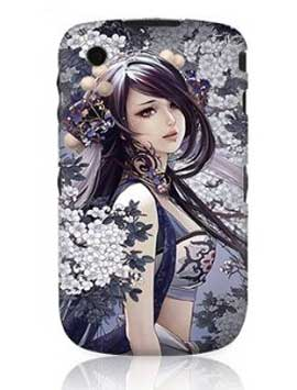 Futerał Back Case Blackberry 8520 Curve