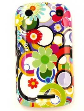 Futerał Back Case Blackberry Curve 9380