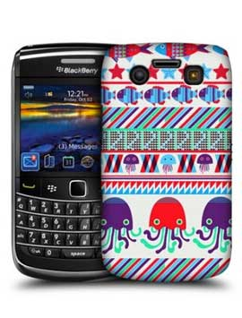 Futerał Back Case Blackberry Bold 9700