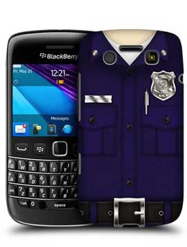 Futerał Back Case Blackberry Bold 9790