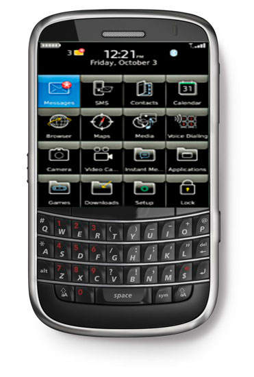 accessoire Blackberry Bold 9930