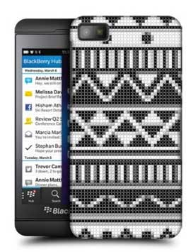Futerał Back Case Blackberry Z10