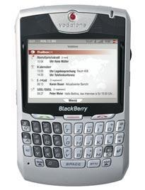 accessoire Blackberry 8707v