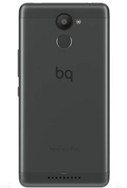 Capa BQ Aquaris U Plus