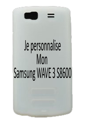 Futerał Back Case Samsung Wave 3 S8600