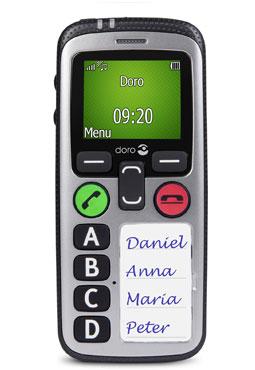 accessoire Doro Secure 580 IUP