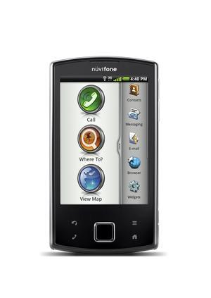 accessoire Garmin-Asus Nüvifone A50