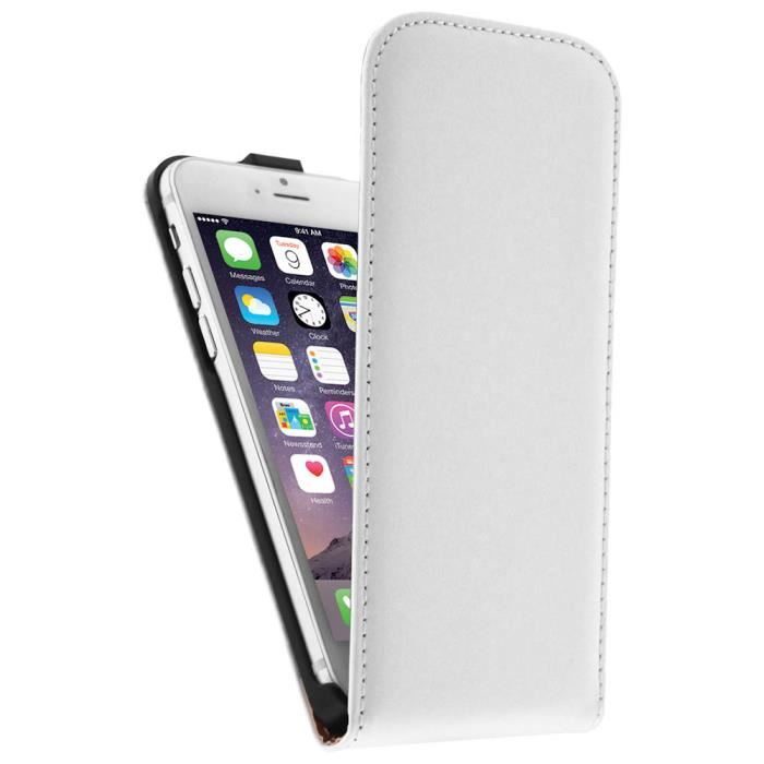 coque iphone 6 s clapet