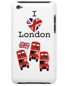Capa iPod Touch 4