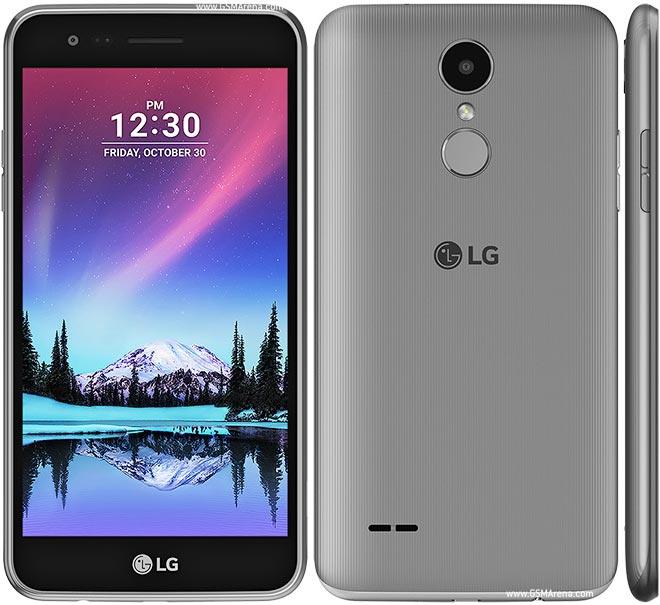 Hoesje LG K4 2017