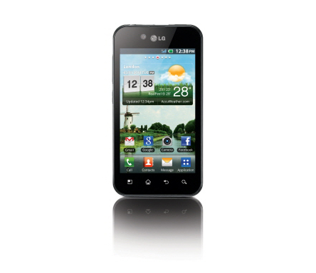 lg optimus one black. unlock LG Optimus Black P970