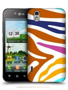 Futerał Back Case LG Optimus Black P970
