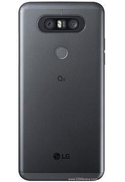 Futerał Back Case LG Q8 / LG V34