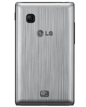 Futerał Back Case LG T580