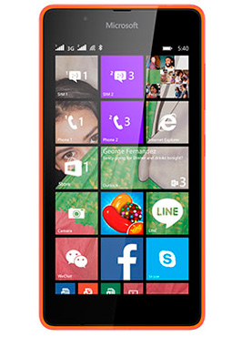 accessoire Microsoft Lumia 540