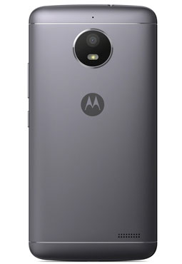 Hoesje Motorola Moto E4