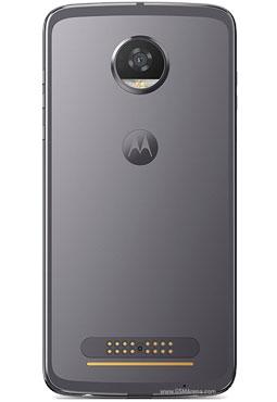 Hoesje Motorola Moto Z2 Play