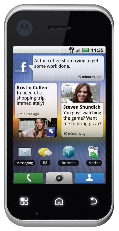accessoire Motorola Backflip