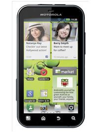 accessoire Motorola Defy+