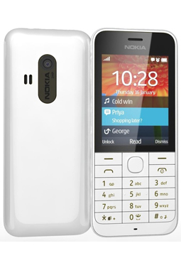 Hard Cover Nokia 220