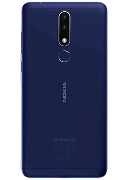 Capa Nokia 3.1 Plus