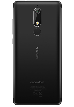 Hard Cover Nokia 5.1