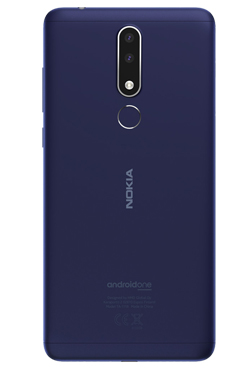 Capa Nokia 5.1 Plus