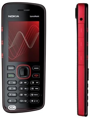 accessoire Nokia 5220 Xpressmusic