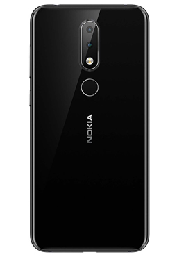 Hard Cover Nokia 6.1 Plus (Nokia X6)