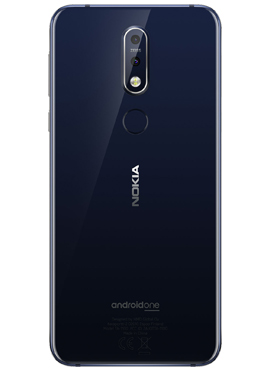 Hard Cover Nokia 7.1